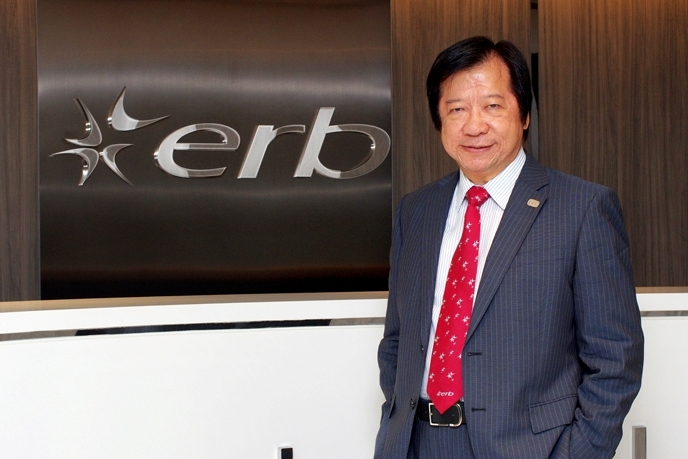 The photo of Mr. Byron NG Kwok-keung, BBS, Executive Director of the Employees Retraining Board