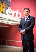 The photo of Dr. William LEUNG Wing-cheung, SBS, JP, Chairman of the Employees Retraining Board